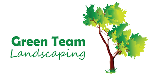 Green Team Landscaping Logo